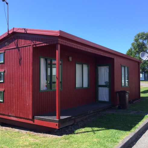 Two bedroom self contained unit